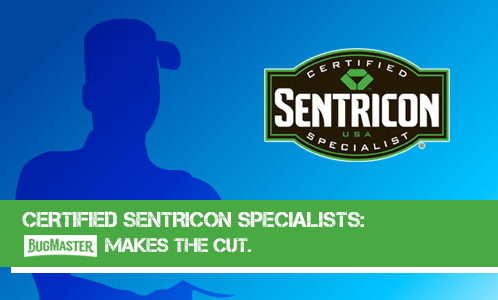 BugMaster Certified Sentricon