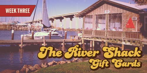 BugMaster 40 Year Giveaway - The River Shack Gift Cards