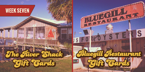 BugMaster Summer of Giveaway - Bluegill & The River Shack