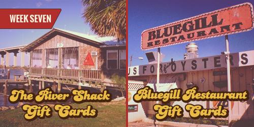 BugMaster Summer of Giveaway - Bluegill & The River Shack
