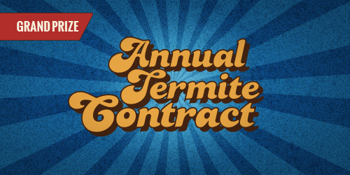 BugMaster Summer of 75 - Grand Prize - Annual Termite Contract