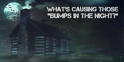 "What's Causing those ""Bumps in the Night""? 