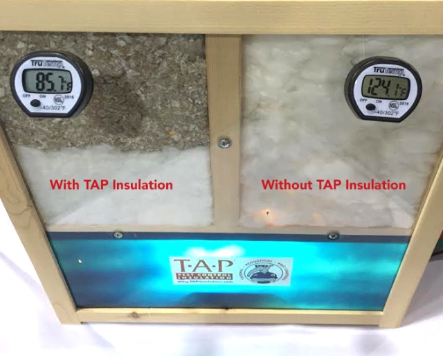 BugMaster-TAP-insulation-heat-test